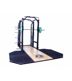 LMX1053 Crossmaxx® Power Rack (with or without LMX1056 Platform)