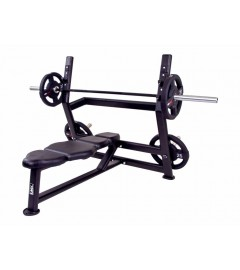 Olympic press bench (black)