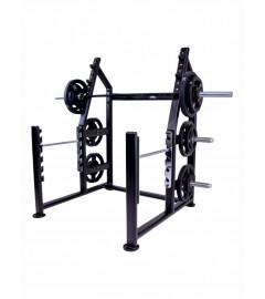 Squat rack (black)