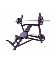 LMX1064 LMX. Olympic incline bench (black)