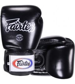 Gants de boxe Noir Fairtex
