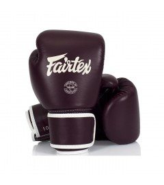 Gants de boxe Bordeaux Fairtex