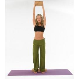 Bloc de Yoga en Bamboo