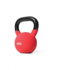 Jordan Fitness - Kettlebell Néoprène - 12kg Rouge