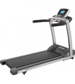 Life Fitness Tapis de course T3 avec console Go