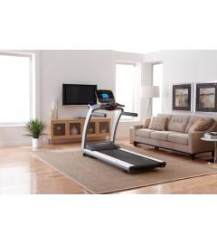 Life Fitness Tapis de course T5 avec console Track Connect