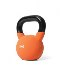 Jordan Fitness - Kettlebell Néoprène - 16kg Orange