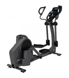 Life Fitness Vélo Elliptique - Crosstrainer E5 avec console Track Connect