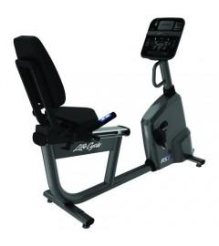 Life Fitness Vélo Allongé RSI avec console Track Connect