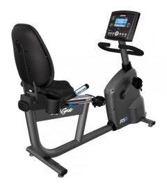 Life Fitness Vélo Allongé RS3 avec console Go