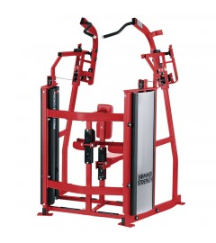 Iso-lateral Front Pulldown MTS Hammer Strength