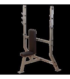 Shoulder Press Olympic Bench