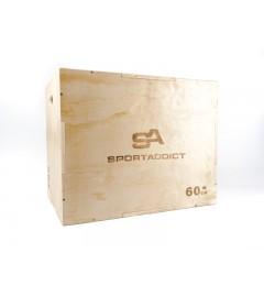 Plyobox en bois 3 en 1 - Wooden Plyobox