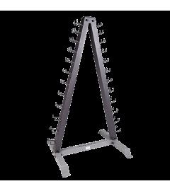 Vertical Dumbbell Rack - 12 paires