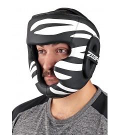 Casque de boxe Sparring Zebra