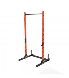 Squat stand rack pro - Rouge / Noir Nobu Athletics