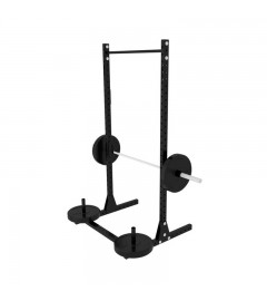 Squat stand rack pro - Schwarz NOBU ATHLETICS