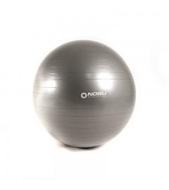 Gym Ball 65cm Gris (Silver) Nobu Athletics