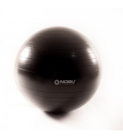 Gym Ball 65cm Schwarz NOBU ATHLETICS
