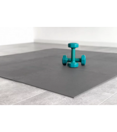 Home Fitness Pro Grey 5 mm
