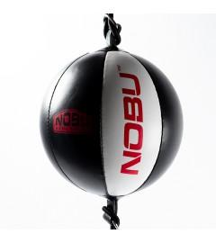 "Ballon Double attache ""SNEAKY"" Noir/Blanc/Rouge Nobu Athletics"