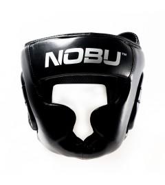"Casque de Boxe Sparring ""LV1"" Noir Nobu Athletics"