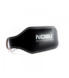"""Ceinture de musculation """"PERFORMANCE"""" Noir Nobu Athletics"""