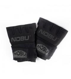 """Sous-gants Gel """"UPPERCUT"""" Noir Nobu Athletics"""