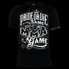 """Pride or Die - T-shirt """"Tee Identity"""""""